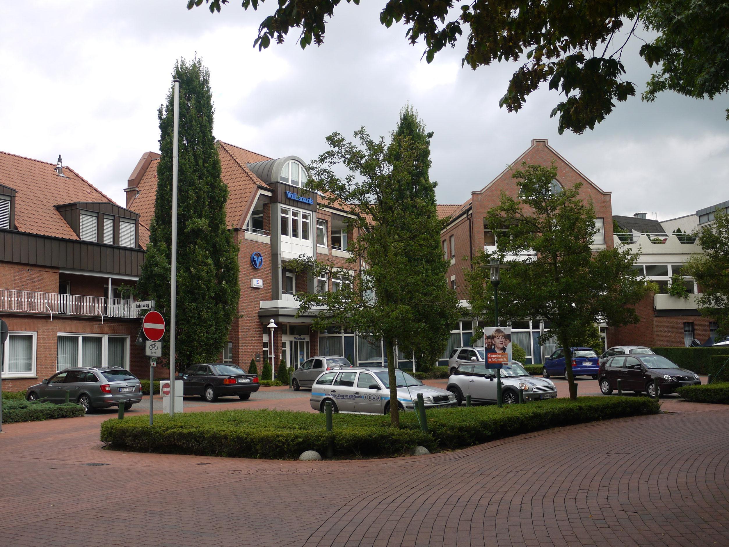 Unsere Anprechpartner der Filiale Gronau-Epe - Merschstraße